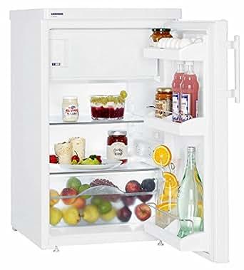 Liebherr KTS 127 Comfort - frigos combinés (Autonome, Blanc, Placé en haut, Droite, A+, Electrique)