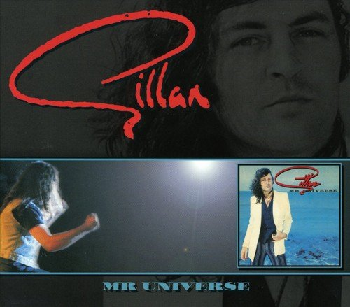 Gillan: Mr.Universe/Rem.+Bonus (Audio CD)