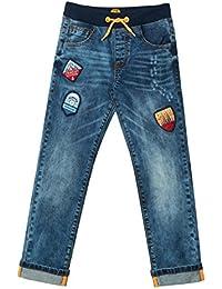Desigual Jungen Jeans Denim_parches