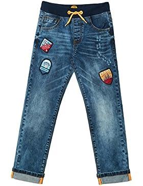Desigual Denim_Parches, Jeans para Niños
