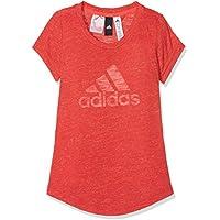 adidas Cf6739 Camiseta, Niñas, (Rojo/Blanco), 140-9/10 años - Cosmética y perfumes - Comparador de precios