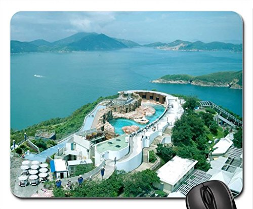 ocean-park-resort-in-hong-kong-mouse-pad-mousepad
