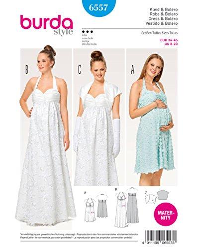 Damen Lang Brautjungfer Kleid Foto Kostüm Umstandskleid Abend Brautkleider