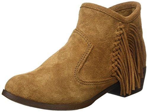 Minnetonka Damen Blake Boot Cowboystiefel, Braun (Dusty Brown), 37 EU -