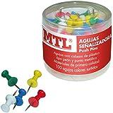 MTL 79212 - Pack de 100 chinchetas