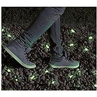 Ronsss 100 Piedras Decorativas Fluorescentes GLOOWIES