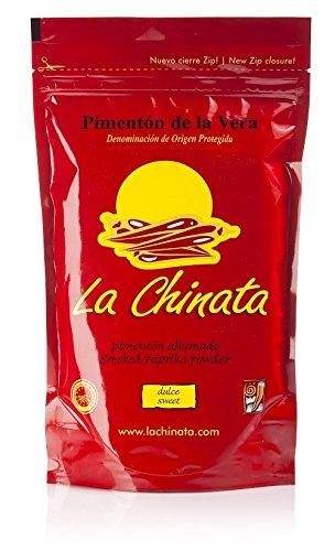 Paprika Affumicata Dolce La Chinata 500 GR - Ricetta Speciale Jamonprive
