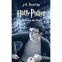 Harry Potter y la orden del fénix (Letras de Bolsillo, Band 104)