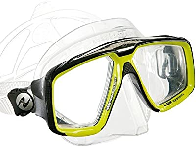 Aqualung Diving Masks Look Hd Lime Uni by Aqua Lung Sport