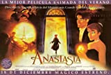 Anastasia Plakat Movie Poster (27 x 40 Inches - 69cm x 102cm) (1997) Argentine