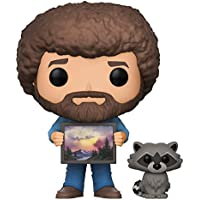 Figura de vinilo Pop! Television Bob Ross 558 - Bob Ross and Raccoon (0cm x 9cm)