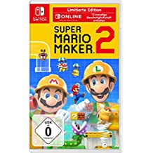 Super Mario Maker 2 - Limitierte Edition [Nintendo Switch]