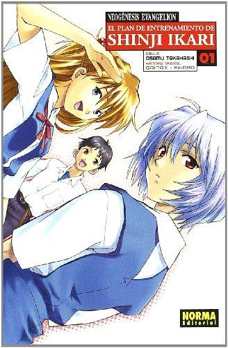 Neogénesis Evangelion, El plan de entrenamiento de Shinji Ikari 1 Cover Image