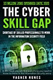 #7: The Cyber Skill Gap: How To Become A Highly Paid And  Sought After Information Security Specialist!