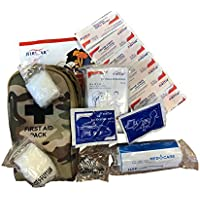 MTP Multicam First Aid Kit A&N Military Cadets Bushcraft Camping