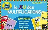 Le jeu des multiplications : CE1/CM2