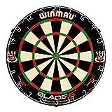 WINMAU Blade 5Dual Core Bristle Dartscheibe