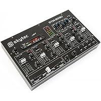 Skytec 172985Table de mixage 6canaux avec effets SD/USB/MP3/BT