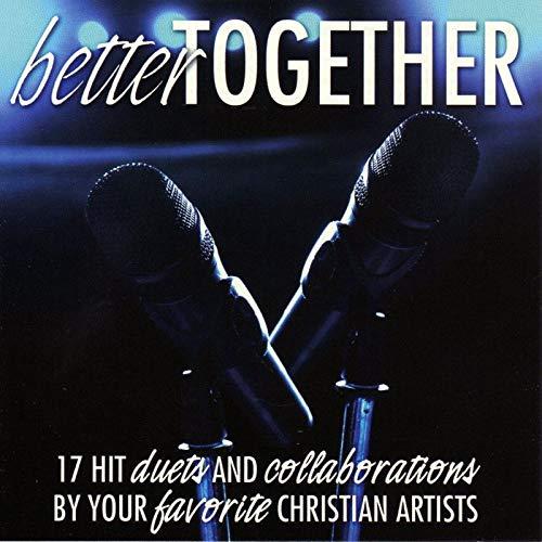 V/A-BETTER TOGETHER-John Waller Mark Hall,Delirious? Amy Grant,Avalon Russ Taff... (John Waller-cd)
