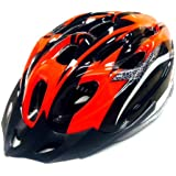Schrodinger15 60002 Adult Bicycle Bike Cycling Safety Helmet Super Light (Red)