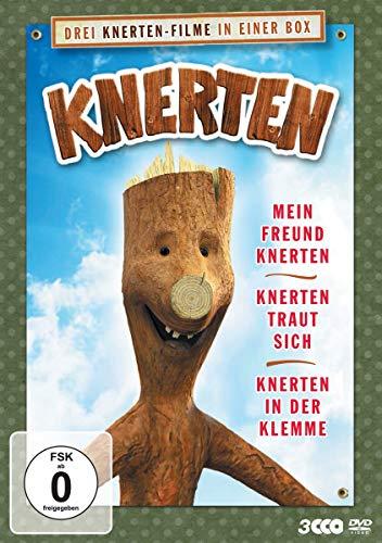 Knerten - Drei Knerten-Filme in einer Box [3 DVDs]