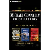 Michael Connelly CD Collection 2: The Concrete Blonde / The Last Coyote / Trunk Music