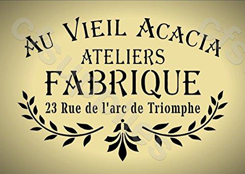 lot-de-151-pochoirs-reutilisables-format-a5-en-mylar-style-retro-avec-inscription-en-francais