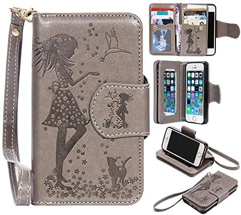 BONROY® Schutzhülle / Cover / Handyhülle / Etui für iPhone
