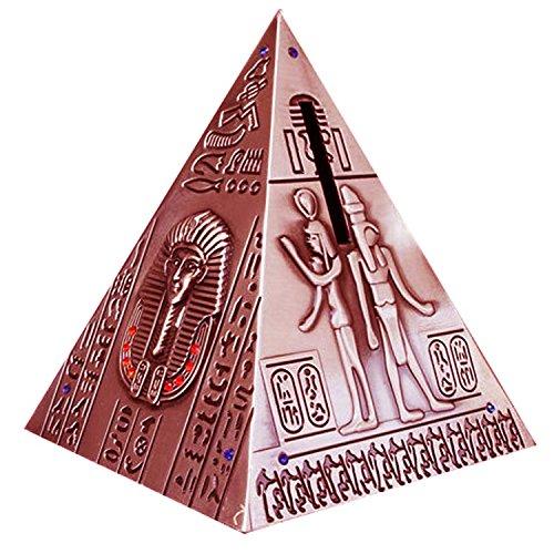 Kilimazart Pirámide Caja de Dinero  Hucha