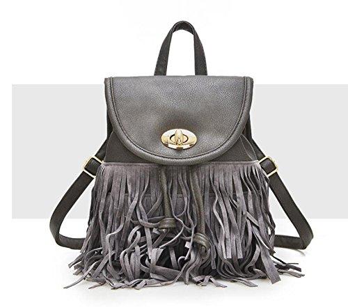 Handtasche Flut Reisetaschen gray