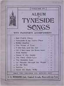 catcheside-warrington TYNESIDE SONGS vol 1