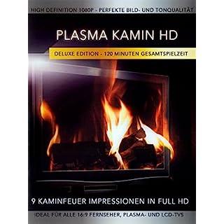 Plasma Kamin HD - 9 Kaminfeuer Impressionen in High Definition