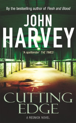 Cutting Edge: (Resnick 3) (Charlie Resnick Series) (English Edition) Crimson Edge