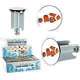 """Universal Waschbeckenstöpsel """"Clownfisch"""" Bad Abfluß Stöpsel Pfropf 7 x 4,5 cm - Bringen Sie Farbe in Ihr Bad!"""
