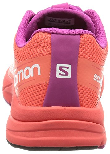 Salomon Sonic Pro W Teal Blue Teal Blue Bubble Blue Orange