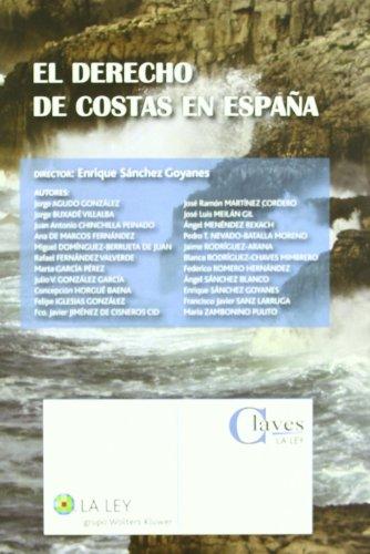 El derecho de costas en España (Claves La Ley) por Jorge Agudo Gónzalez
