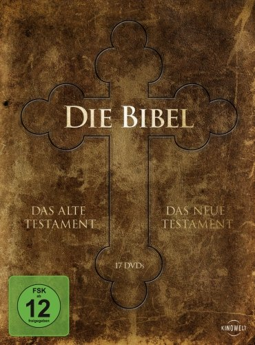 Die Bibel - Gesamtedition (Das Alte Testament/Das Neue Testament) [17 DVDs]