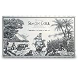 Simón Coll Nostalgietafel Zartbitter 50% 200 g