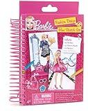 Barbie Mini Fashion Sketch Book