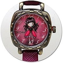 Reloj de pulsera calidad premium con caja de Gorjuss Ladybird (2/24