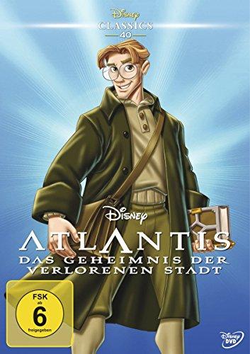 Atlantis – Das Geheimnis der verlorenen Stadt (Disney Classics)