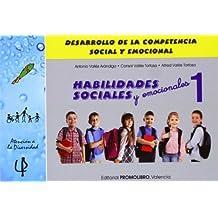 Habilidades sociales 1 - desarrollo de la competencia social y emocional (Atencion A La Diversidad)