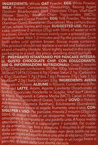 Zoom IMG-2 prozis pancake gocce di cioccolato