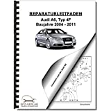 Audi A6, Typ 4F (04-11) 6 Gang Automatikgetriebe 09L 4WD - Reparaturanleitung