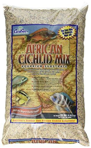 Carib Sea ACS00223 African Ivory Coast Sand for Aquarium, 20-Pound 1