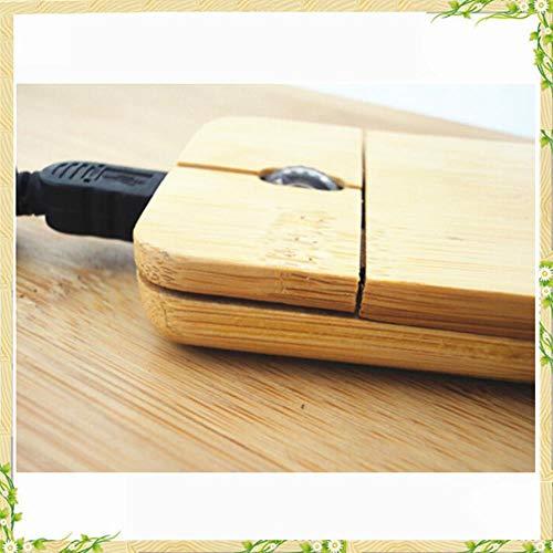 ZiXian Die globale online - shop 2016 innovatives Produkt Bambus-Computer-Maus