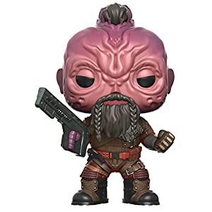 Funko Pop Taserface (Guardianes de la Galaxia Vol. 2 206) Funko Pop Guardianes de la Galaxia