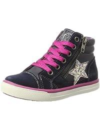 Indigo Mädchen 451 051 Hohe Sneaker