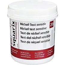 NICKEL Test sensitiv 20 St Teststäbchen