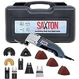 Saxton - Outil multifonctions oscillant 300watt/240volt + Lames / accessoires SBMT300W01A